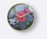 Macrocarpa Clock