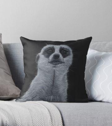 Meerkat_Cushion
