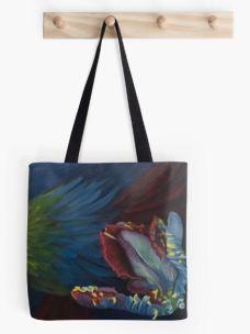 Parrot Tulip Bag