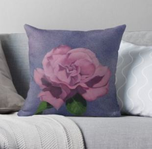 Rose_Cushion